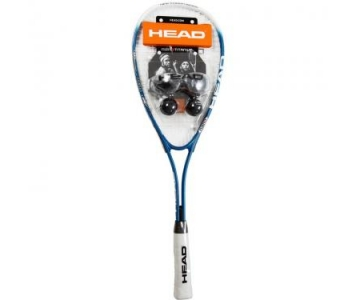 Head Nano Ti. Team squash csomag