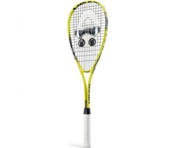 Squash ütő Head Nano Ti Team Alloy Pack Kisker ár: 12.584 Ft (bruttó)