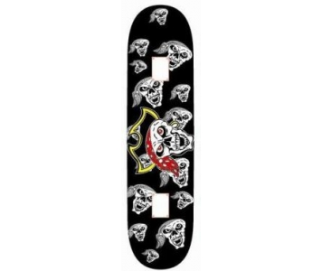 Utop Board Skull Pirate